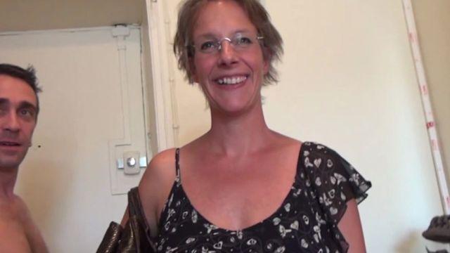 Madame Sophie, 40 ans, prof de grec ancien !