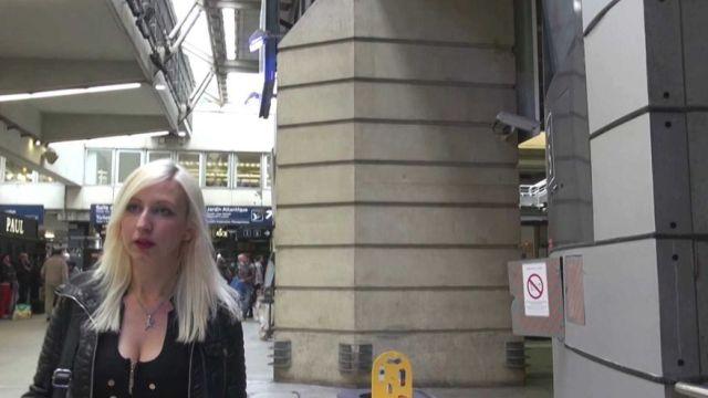 Lize, la réceptionniste du palace lillois, vient passer une journée de congés à Paris avec nous ! (vidéo exclusive)