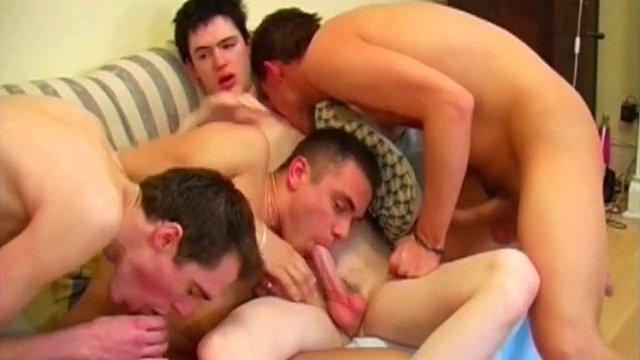 Partouze gay pour orgasme commun