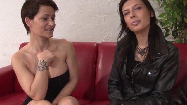 Amel nous rejoint à la maison du sexe pour une grosse partie de cul!