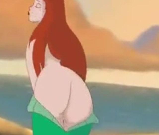 Disney Xxx Cartoon Porno Sirenita Desnuda