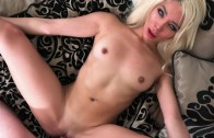 Big Dick For Blonde Latina – Elizabeth Jolie