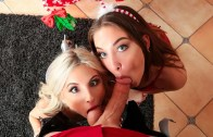 Mistletoe Tramp – Piper Perri and Jessie Wylde