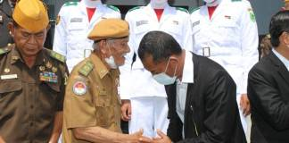 Pahlawan Subang KH Muhyidin dikenal Mama Pagelaran dan Ama Puradirja.