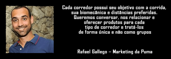 Rafael Gallego – Marketing da Puma