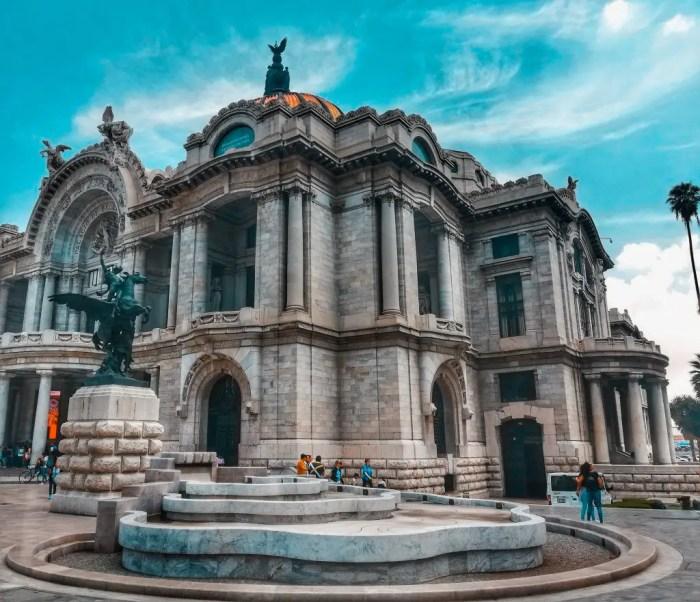 Museo de Bellas Artes de México.