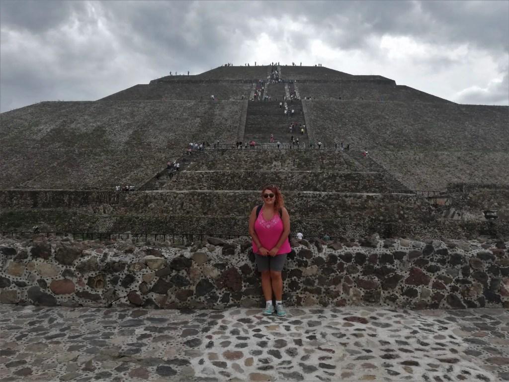 Viajar sola a México en 30 días.