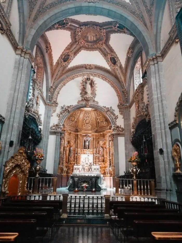 Templo del Cristo Rey.