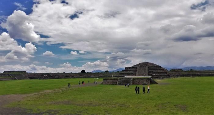Fotografía de La Ciudadela, visitando Teotihuacán sin tour.