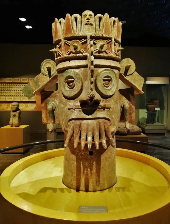 Museo de Antropología, uno de los 7 imperdibles de Chapultepec.
