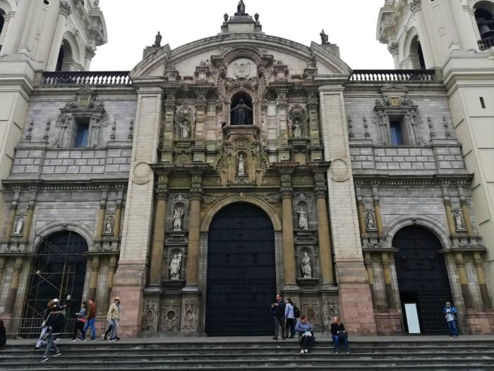 Basílica de Lima.