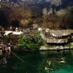 Cenote Zací.