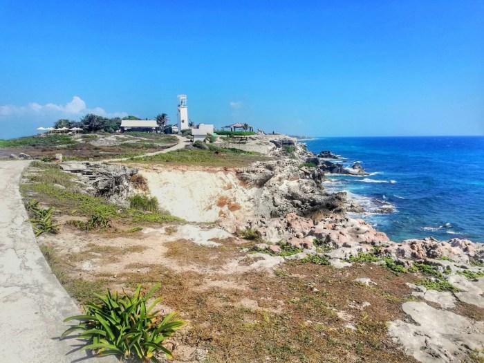 Punta Sur de Isla Mujeres.