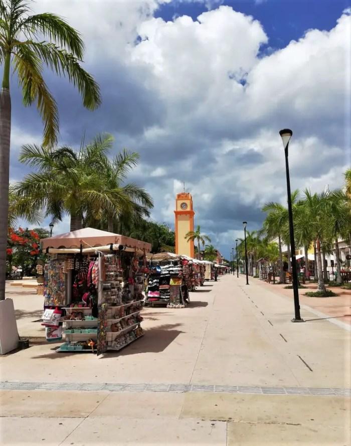 Plaza de Cozumel