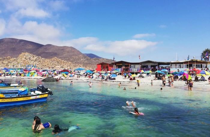 Playa Chica.