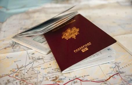 Documentos indispensables para viajar.
