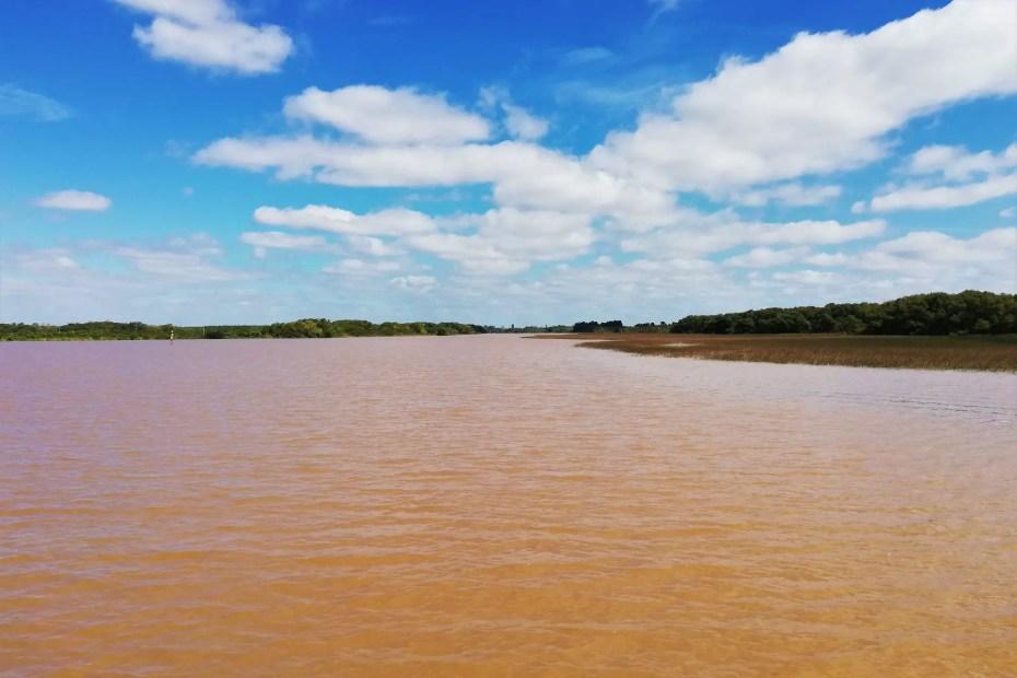 Paseo por el Río Tigre.