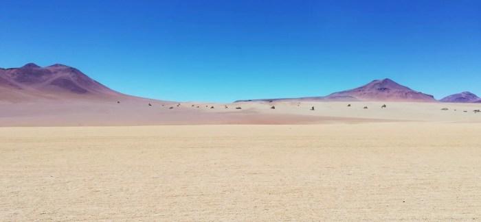 Desierto de Dalí, Uyuni.