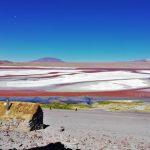 Laguna Colorada en Uyuni