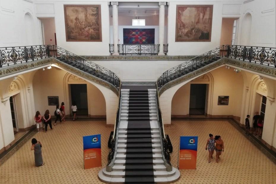 """Museo Superior de Bellas Artes """"Evita"""", uno de los museos imperdibles deCórdoba."""