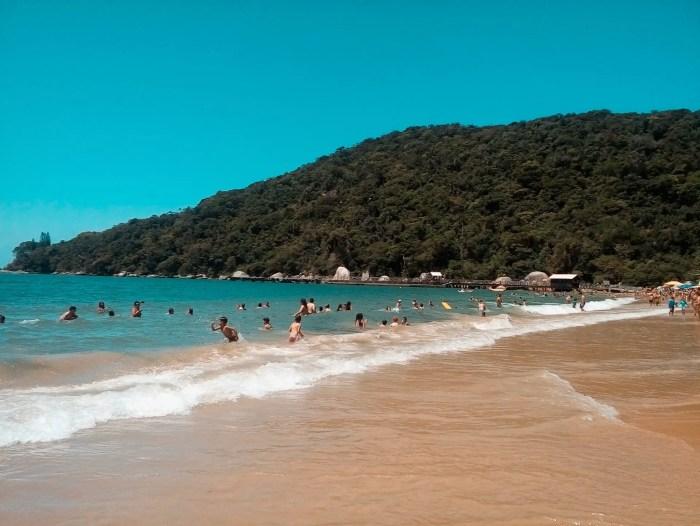 Playa de Laranjeiras.