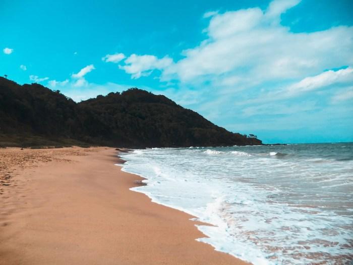Praia dos Amores.