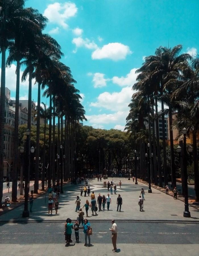 Praça da Sé, São Paulo.