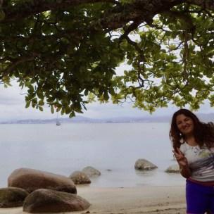 Mi primer viaje sola en Brasil.