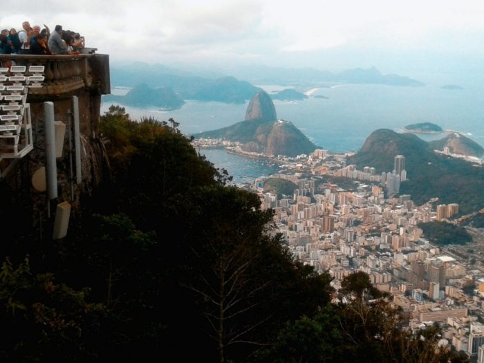 Río de Janeiro, un lugar en donde se pueden hacer tours gratuitos en Sudamérica.