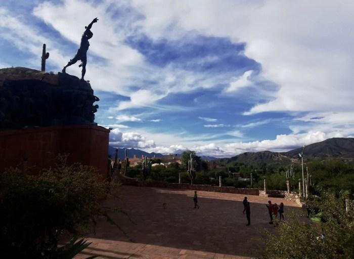 Mirador de Humahuaca.