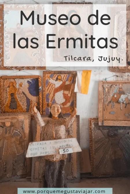 Pin Museo de las Ermitas.
