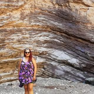 Foto en la excursión de Salta a Cafayate.