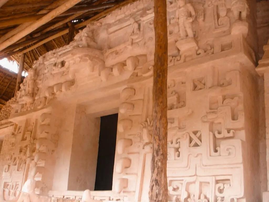 Ek balam, Península de Yucatán.