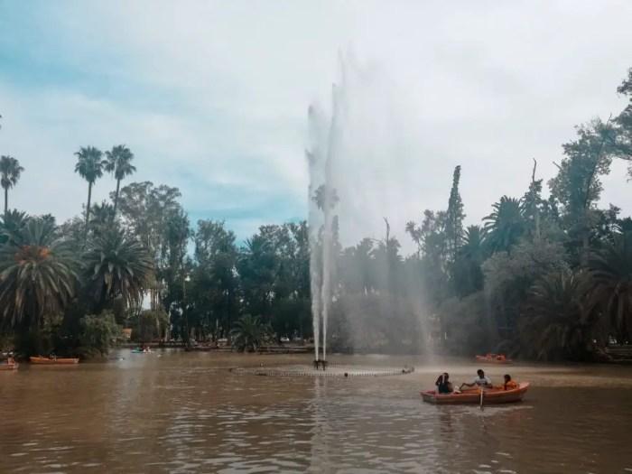 Parque San Martín, Salta.