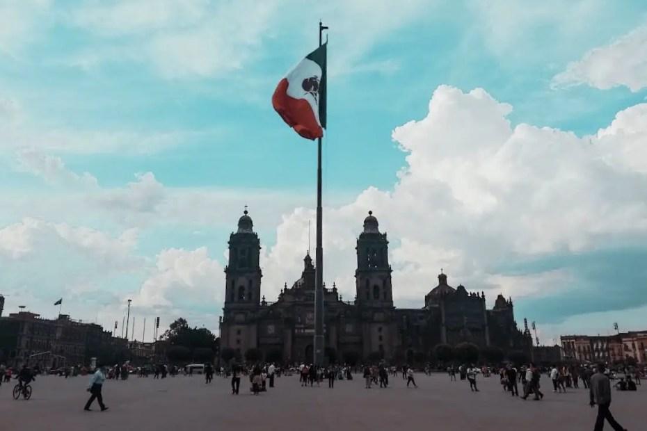 Tours gratuitos en México