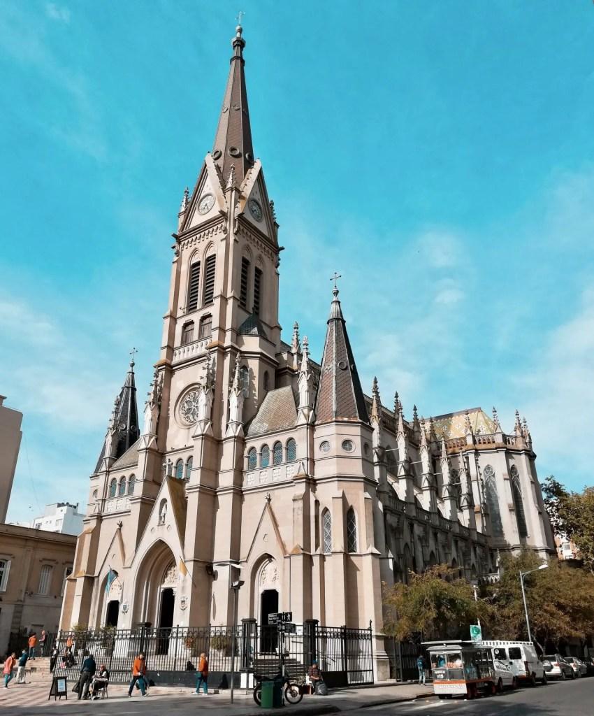 Catedral de Mar del Plata.