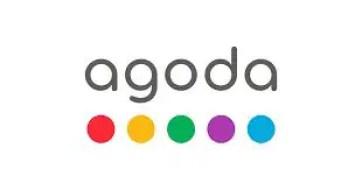 Logo de Agoda.