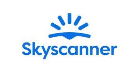 Logo Skyscanner.