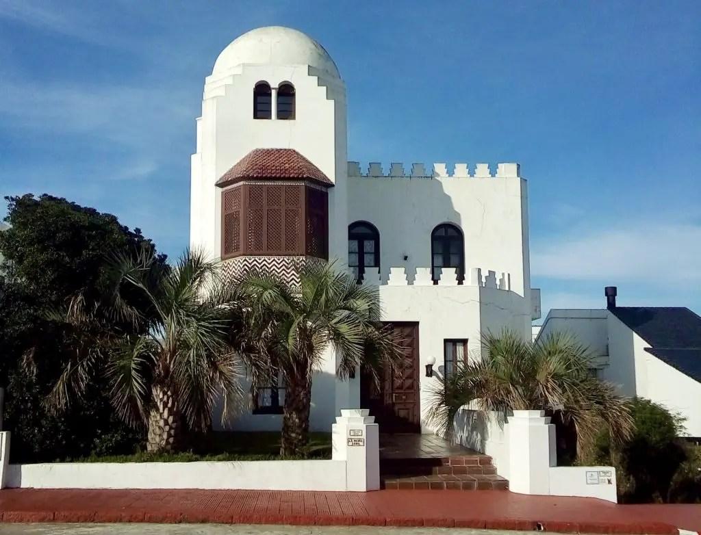 Casas de Punta del Este.
