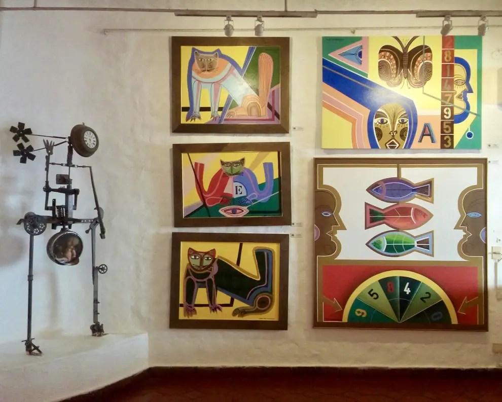 Pinturas de Casapueblo