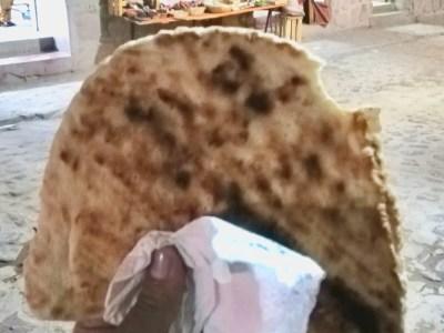 Tortilla del Norte Argentino.