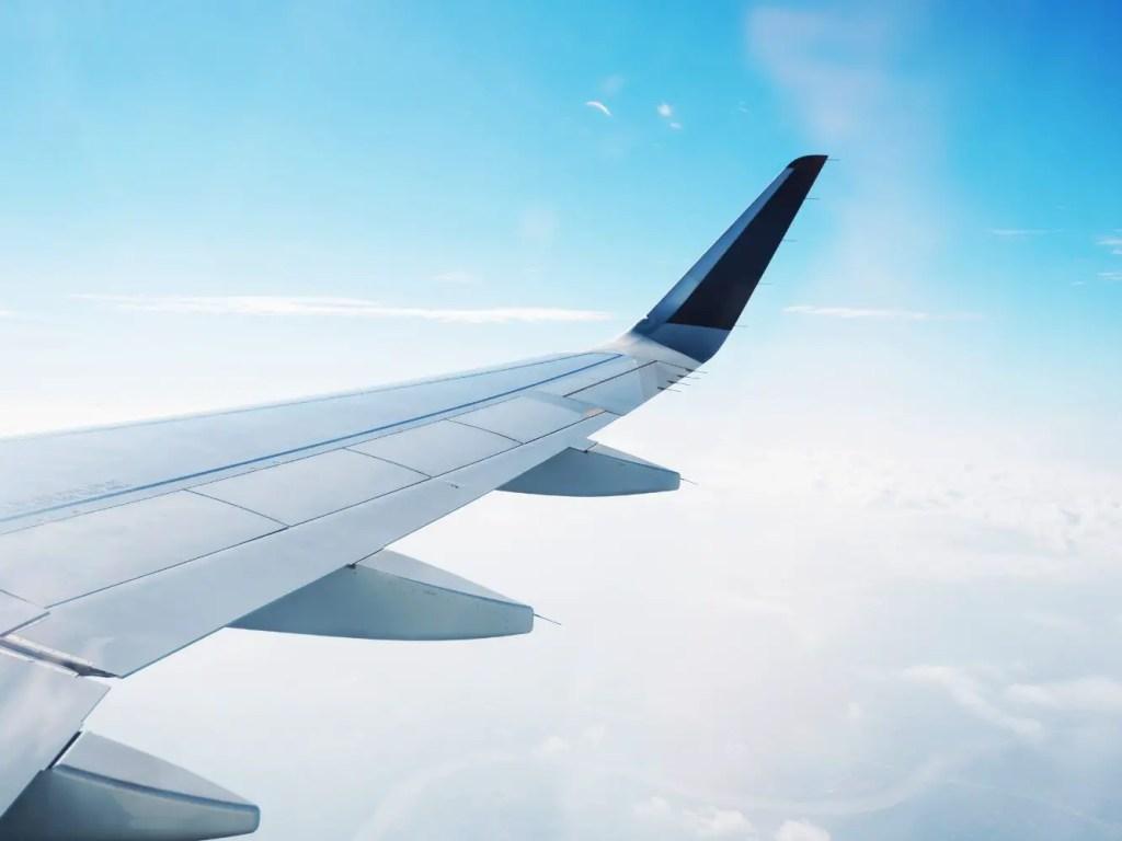 Consejos para tu primer viaje en avión.
