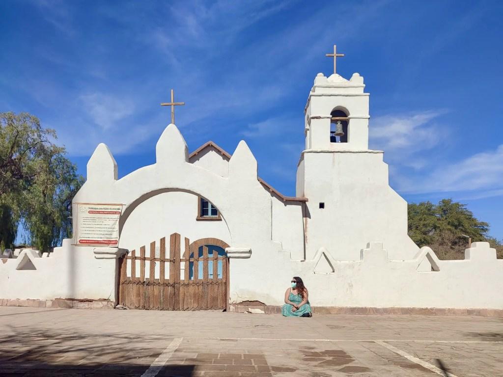 Centro de San Pedro de Atacama.