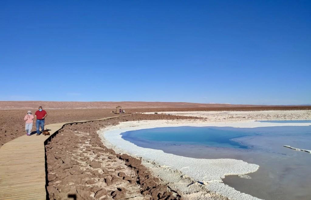 Medidas Sanitarias en San Pedro de Atacama 2021.