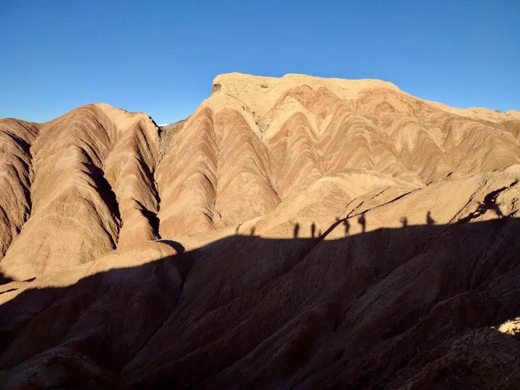 Paisajes increíbles en Vallecito, San Pedro de Atacama.