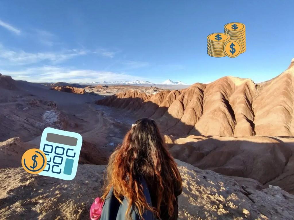 Cuanto cuesta viajar a San Pedro de Atacama.