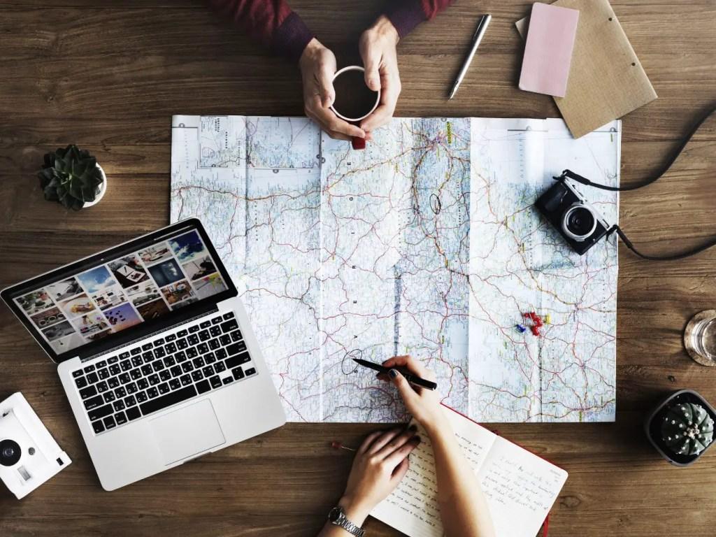 Imágenes que los blogueros de viajes deberíamos dejar de usar