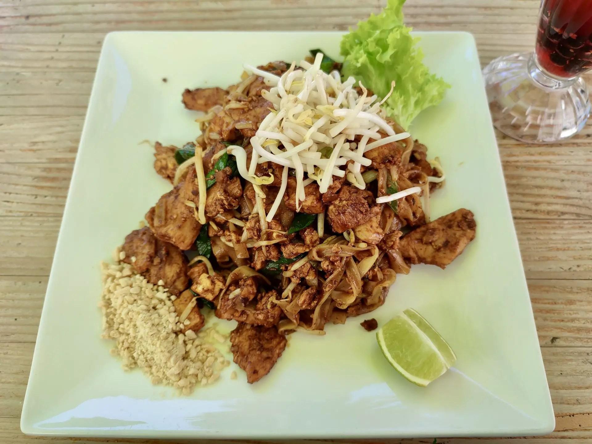 Comida tailandesa La Serena.