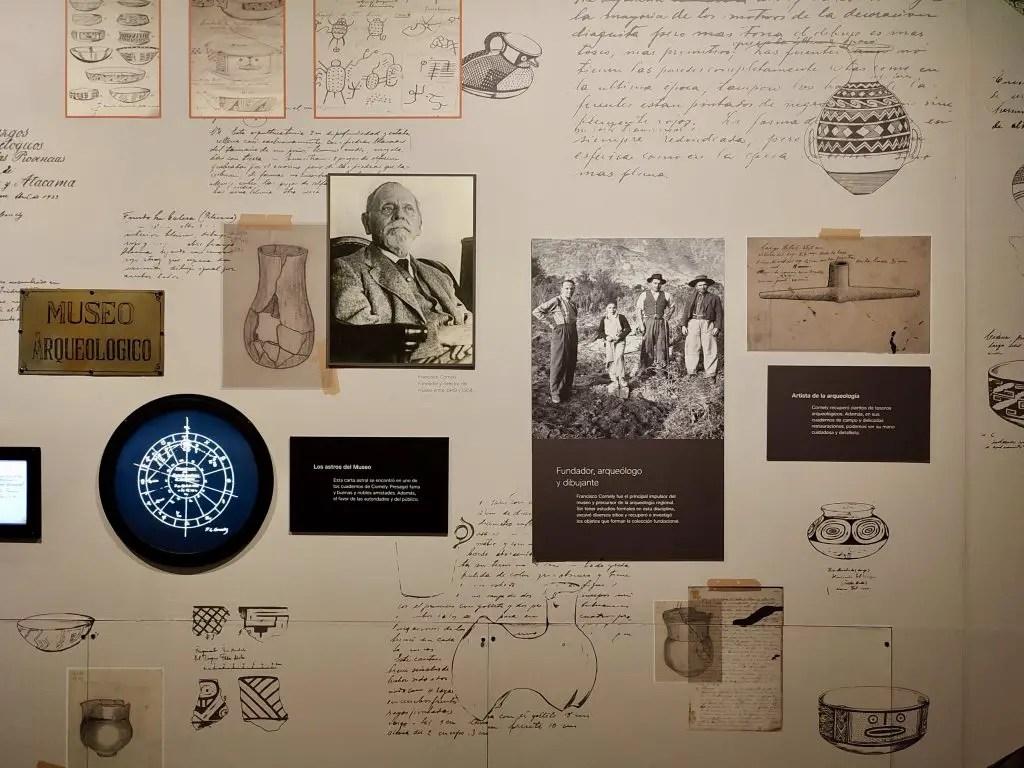 Historia institucional del Museo.