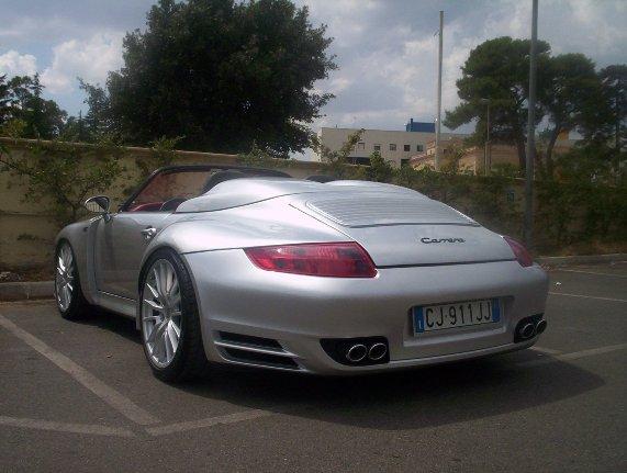993 Speedster At Porsche Museum Restoration Workshop
